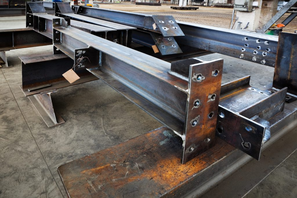 Shop Structural Steel Weldment