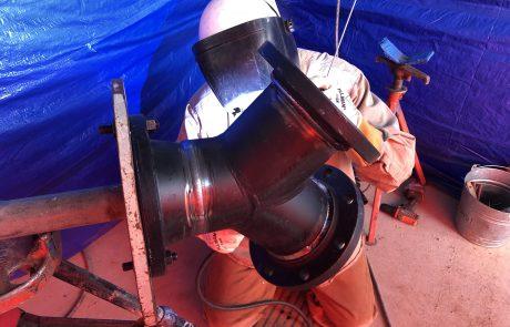 Carbon GTAW Welding
