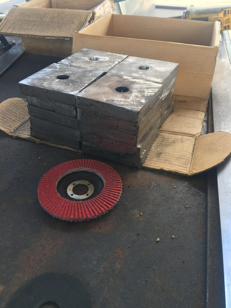 Structural Plate